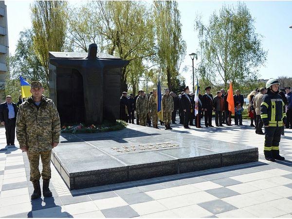 У Кропивницькому вшанують героїв-ліквідаторів і жертв Чорнобильської трагедії