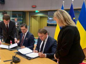 ЄС надасть Україні 26 млн євро для розвитку сільського господарства