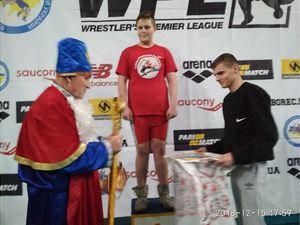 Молоді борці з Кропивницького здобули медалі на турнірі у Миколаєві