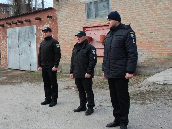 Бійці роти «Святослав» поліції Кіровоградщини вирушили на схід України