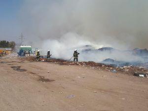Кропивницький потонув у сміттєвому диму: горить звалище (ФОТО, ВІДЕО)