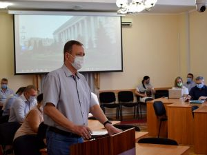 Міська рада передає військовим частинам будматеріали на 73 тисячі