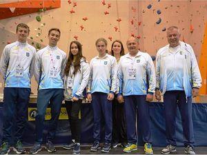 Кропивницький: Ярослав Ткач - найшвидший скелелаз Европи