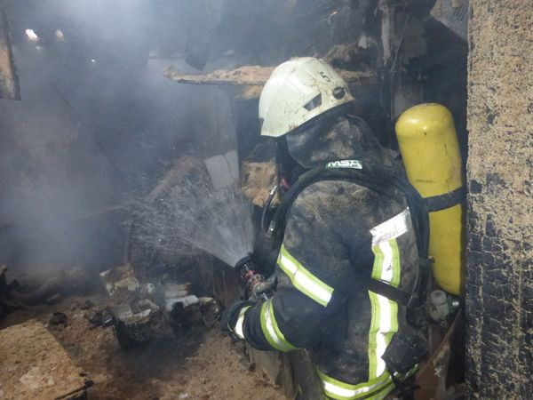 У Кропивницькому після пожежі знайшли тіло загиблого чоловіка