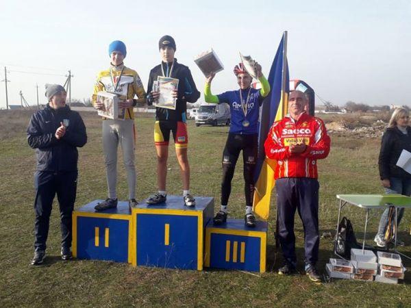 Кропивницькі велосипедисти вибороли шість медалей на Кубку України