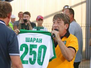 Тренер с Кировоградщины признан  лучшим в четвертом туре Премьер-лиги