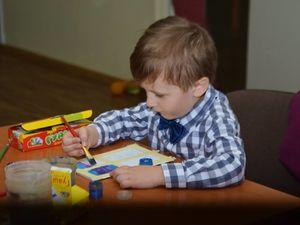 Маленькі кропивничани до Дня Збройних сил виготовляли народні іграшки (ФОТО)