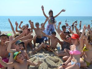 Детский лагерь «Green Park Sergeevka» (г. Белгород-Днестровский) приглашает ребят на отдых!