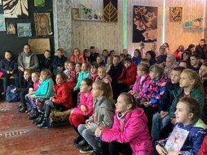 Кропивницький: Олег Чаклун і Сашко Дерманський завітали на читання для дітей (ФОТО. ВІДЕО)