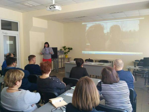 Кропивницький: Працівники «Гідросили» дізнались про безоплатну правову допомогу