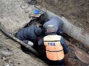 У Кропивницькому ремонтні бригади КП «Теплоенергетик» ліквідовують шість поривів