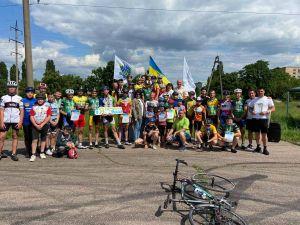 Спортивний тиждень у Кропивницькому завершився під знаком велоспорту