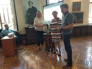 У обласному центрі презентували фотоальбом про архітектуру Кропивницького