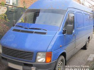 Кропивницькі оперативники швидко знайшли і затримали іноземців, які пограбували приватну автівку