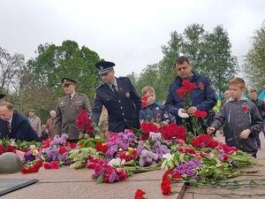 Як у Кропивницькому відзначили День Перемоги над нацистами у Другій світовій (ВІДЕО)