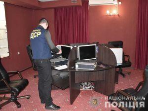 Кіровоградщина: Поліція оперативно закрила чотири гральні заклади
