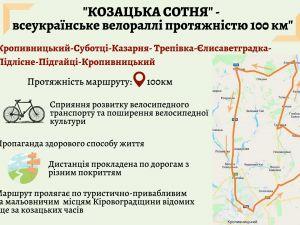 "У Кропивницькому представлять проєкт ""Козацька сотня"""