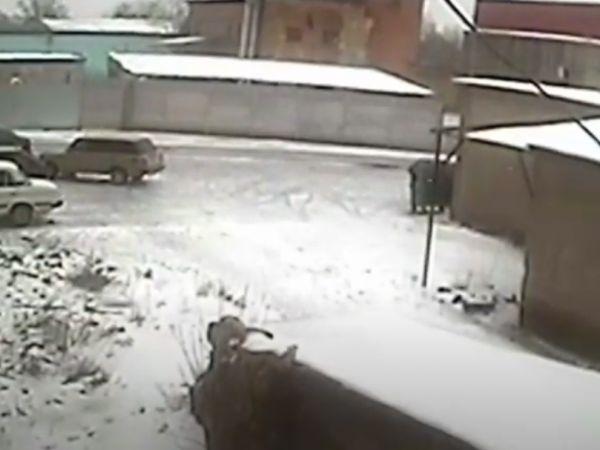 У Кропивницькому ТОРівці затримали водія, який зник з місця  ДТП