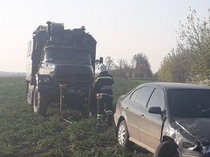 Благовіщенський район: Рятувальники надали допомогу по буксируванню двох автівок