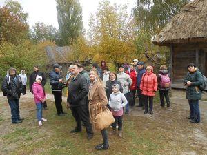 Кропивничани відвідали Національний музей архітектури у Пироговому (ВІДЕО,ФОТО)