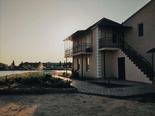 Пансионат Арабески приглашает кропивничан в Геническ на берег Азовского моря