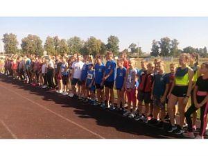 Юні кропивницькі легкоатлети вдало виступили на чемпіонаті області
