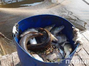 На Кіровоградщині поліцейські викрили місцевих браконьєрів (ФОТО)