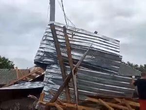 Новоархангельщина найбільше постраждала від шквального вітру (ФОТО)