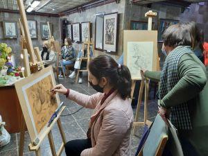 Кропивницький: Чому навчалися молоді художники у музеї Осмьоркіна?