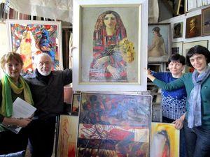 Скарбниця художнього музею поповнилась новими витворами мистецтва (ФОТО)