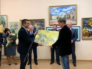 Барви степу: У художньому музеї відкрилася ювілейна виставка (ФОТО)