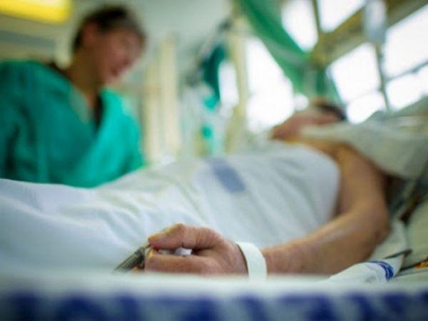 В Україні десять тисяч громадян перебувають на стаціонарному лікуванні з COVID-19