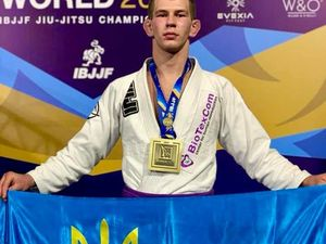 Кропивничанин Ярослав Блажко - бронзовый призёр чемпионата мира IBJJF 2019