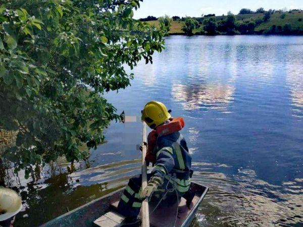 На Кіровоградщині потонув сорокарічний чоловік