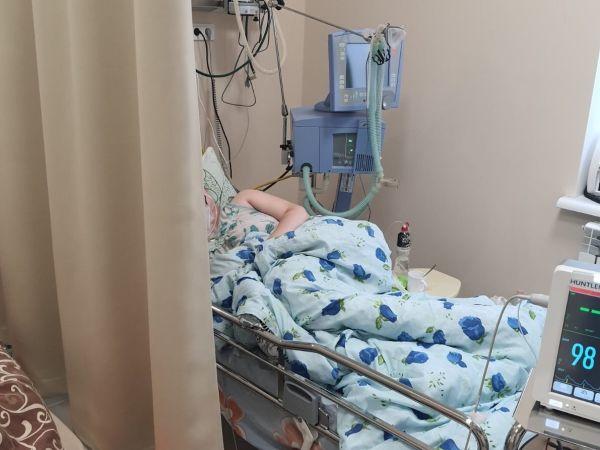 У Кропивницькому всі апарати ШВЛ зайняті вкрай тяжкими хворими