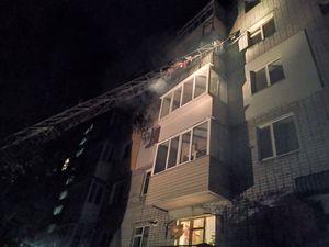 Кіровоградщина: Під час пожежі загинув 38-річний чоловік (ФОТО)