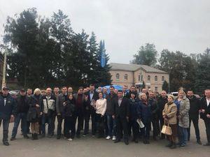 """На Кіровоградщині """"Свобода"""" висунула кандидата на міського голову у Помічній"""