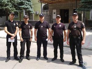 Як служиться поліцейським з Кіровоградщини на сході України?