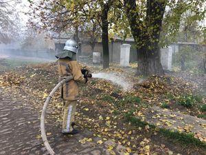 На Кіровоградщині за добу сталося пя'ть пожеж