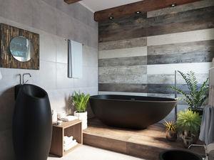 Черная сантехника — новый дизайн и стильные решения