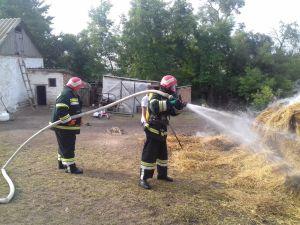 У Кропивницькому на 101-му районі загорілася автівка