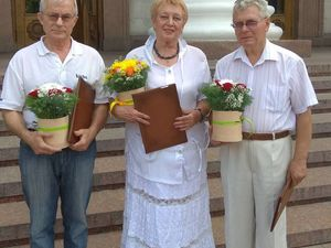 Кропивницьких літераторів нагородили премією імені Тарковського
