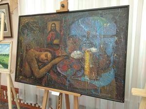 У художньому музеї Кропивницького розгорнули експозицію «Пейзажі рідної землі» (ФОТО)