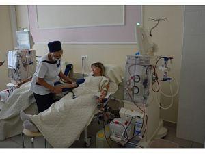 Гемодіалізний центр у Кропивницькому працює вже майже 2 роки