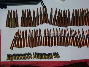 На Олександрівщині чоловік зберігав удома зброю та боєприпаси