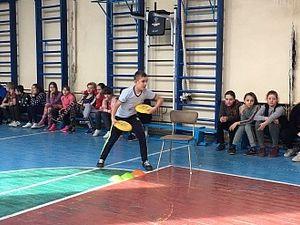 У загальноосвітній школі І-ІІІ ступенів № 22 провели «Олімпійський день здоров'я» (ФОТО)