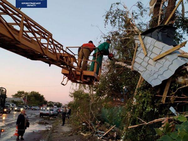 Кропивницький: Рух авто по вулиці Холодноярській відновлено