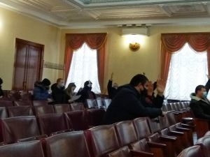 Хто увійшов до складу виконавчого комітету Фортечної ради?