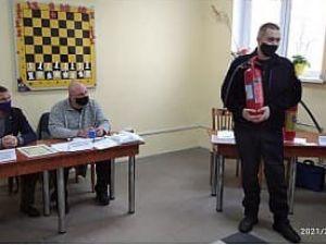 У спортивних школах Кропивницького проводяться додаткові інструктажі