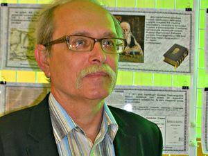 Колеги розповідають про нашого земляка - краєзнавця, журналіста  Василя Білошапку